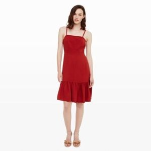 NEW • Club Monaco • Miija Nectarine Dress 00